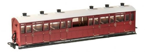 GR-450U: 00-9 All Third Coach, Indian Red, Unlettered